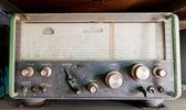 Vintage militär radio — Stockfoto
