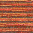 Red striped carpet texture - Stock Photo