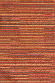 Red striped carpet texture — Stock Photo