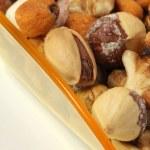 Mixed nuts — Stock Photo #6761229