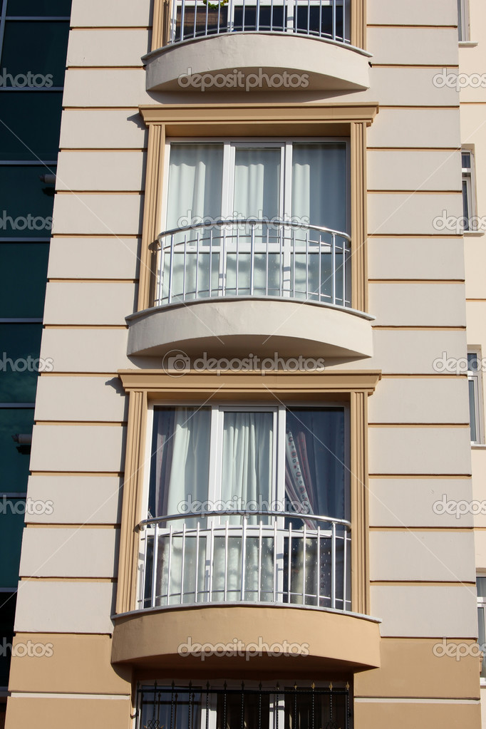 Residential apartment units, meets the needs of families and individuals.  — Stock Photo #6860335