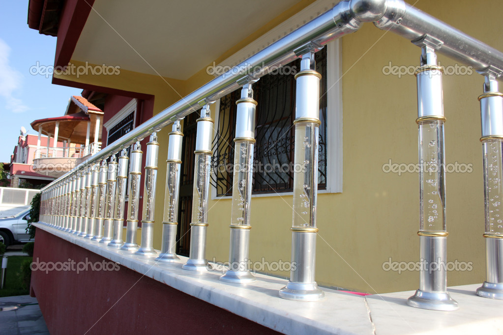 Balcony — Stock Photo #6860487