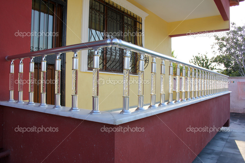 Balcony  Stock Photo #6860687