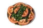 Appetizer, salad — Stock Photo