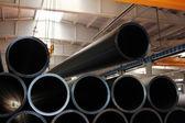 Plastic pipe — Stock Photo
