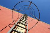 Fire ladder — Stock Photo