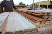 Timber — Stock Photo
