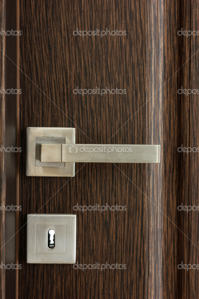 Wood door — Stock Photo #6969480