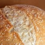 Oven fresh bread — Stock Photo