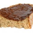 Chocolate bread — Stock Photo