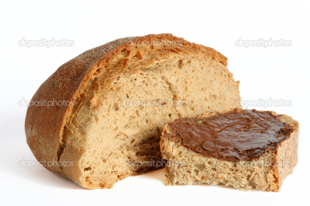 Chocolate bread  Stock Photo #7158502