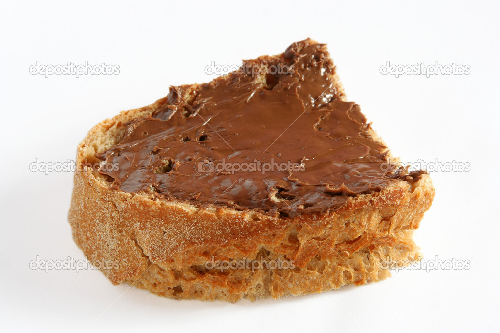 Chocolate bread — Stock Photo #7158536