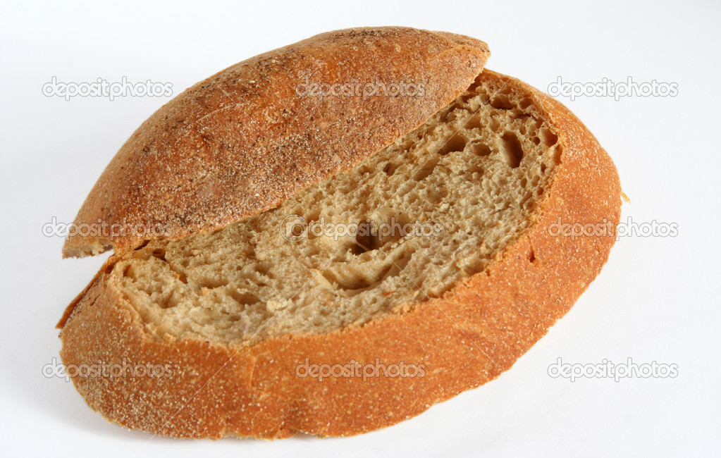 Oven fresh bread — Stock Photo #7158576
