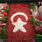 Raw meat — Stock Photo #7160715