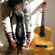 Guitarist — Stock Photo #7319003