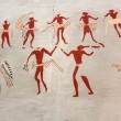 Stock Photo: Cave painting