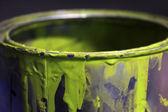 Paint box — Stock Photo