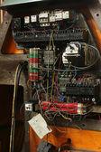 Quadro elettrico — Foto Stock