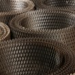 Metal mesh - Stock Photo