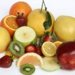 Fresh fruits — Stockfoto
