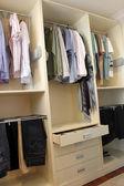 Cloakroom — Stock Photo