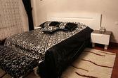 Yatak odası — Stok fotoğraf