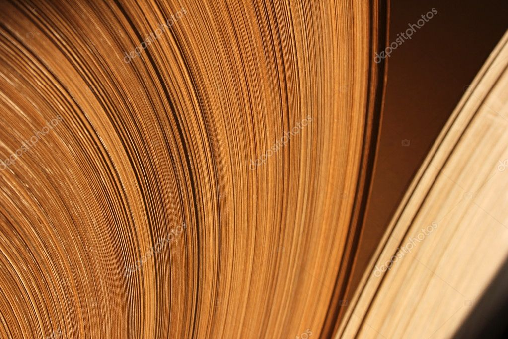 Roll paper  Stock Photo #7798190