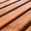Wood table — Stock Photo