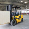 Forklifts — Stock Photo #7862247