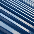 Aluminum siding — Stock Photo #7862990