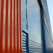Aluminum siding — Stock Photo #7863065
