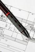 Hydraulic planning — Stock Photo