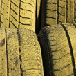 Royalty-Free Stock Photo: Old Tires