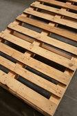 Panneau en bois — Photo