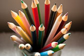 Crayons for kids — Stock Photo