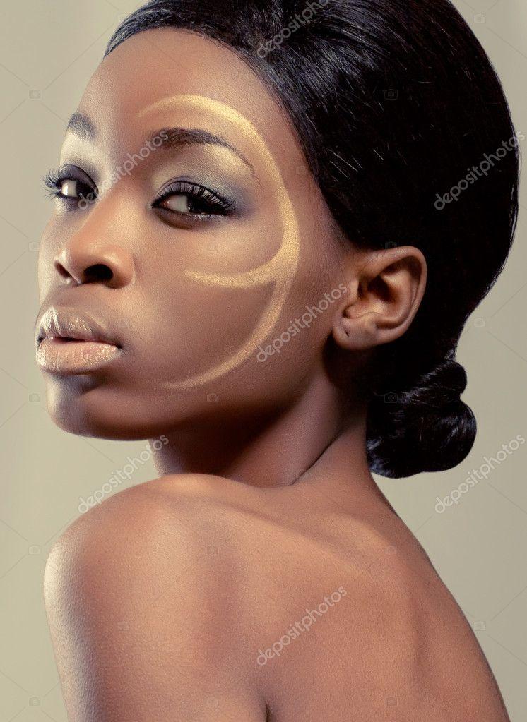 Фото голые девочки негритянки 6 фотография