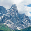 View of Dolomites Mountains, Italy — Stock Photo