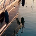 Morning port details — Stock Photo #6978543