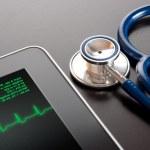 la medicina y las nuevas tecnologías — Foto de Stock