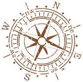 指南针 — 图库矢量图片
