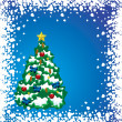 Royalty-Free Stock Vector Image: Holiday tree