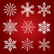 Snowflakes — Stock Vector #7271472