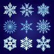 Snowflakes — Stock Vector #7418626