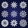 Snowflakes — Stock Vector #7477705