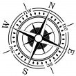 Vector de stock : Compass