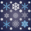 Snowflakes — Stock Vector #7733651