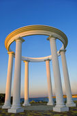 Arch with columns — Stock Photo