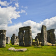 Stonehenge, a megalithic monument in England built around 3000BC — Stock Photo