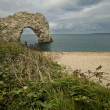 UNESCO World Heritage Site Jurassic Coast in Dorset England — Stock Photo #7129053