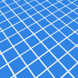 Blue square background — Stock Photo #7591979